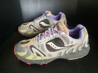 Saucony Grid Bodega 2000 Ever Ready Mens size 9.5 Trail Hiking Shoes