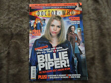 Doctor Who Magazine. Issue# 396.Jun 2008. Billie Piper