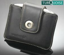 GENUINE Tomtom ONE V2 V3 V4 IQ Carry Case - Leather