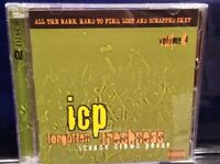 Insane Clown Posse - Forgotten Freshness vol. 4 / Hallowicked CD set tech n9ne