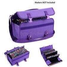 Marker Case Lipstick Organizer 120 Slots Carrying Copic Sketch Prismacolor