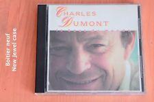 Charles Dumont - Le bout du monde  Romantique  Merci  Mon Dieu Boitier neuf - CD