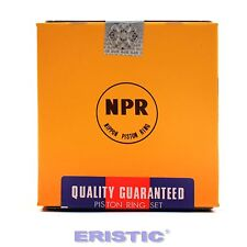 Brand New NPR Japan Engine Piston Ring Set for 2000-06 Nissan Sentra 1.8L QG18DE