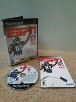ESPN NFL 2K5 (Microsoft Xbox, 2004) CIB Complete Fast Free Shipping