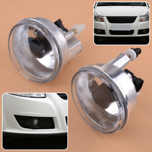 Pair Fog Light Oe Bumper Driving Lamp Fit For Suzuki SX4 2007-2011 Aerio 2002-04