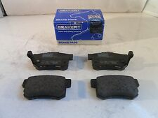 Rover 600 MG-ZR MG-ZS Rear Brake Pads Set 1993-2007 GENUINE BRAKEFIT