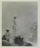 1981 J J HILDER, 1st, w 6 PLATES by NORMAN LINDSAY free EXPRESS shipping w/w