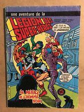 LA LEGION DES SUPER HEROS (Artima DC) - T2 : mai 1983