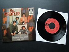 THE BEATLES EP ' STRAWBERRY FIELDS / PENNY LANE ' MEO 134 FRANCE
