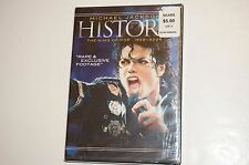 Michael Jackson History: The King of Pop 1958-2009 (DVD, 2010) W/S  FREE SHIP