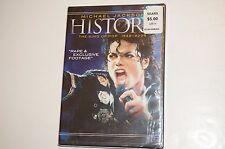 Michael Jackson History: The King of Pop 1958-2009 (DVD, 2010) W/S  FREE SHIP