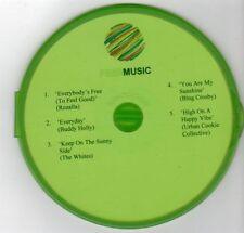 (EZ178) Peer Music, 5 track sampler various artists - DJ CD