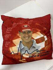 Michael Schuhmacher Fan-Artikel | Kissen | Weltmeister Formel 1 Ferrari
