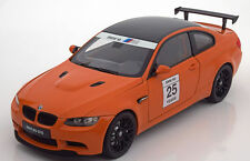 KYOSHO  2009 BMW M3 Coupe GTS E92 25 Years M Power Orange 1:18 New!