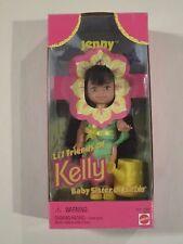 Jenny - Lil Friends of Kelly - Baby sister of Barbie - Mattel 1997