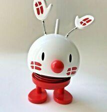 "Hoptimist Birthday Baby Bumble Bouncing Figurine Bobble Head Danish Design ~ 4"""