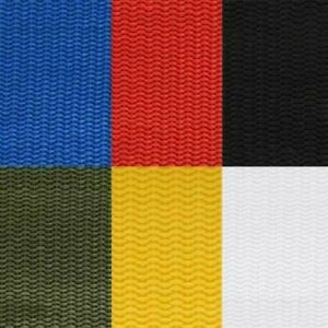 "1"" Nylon Webbing - 6 Colors"