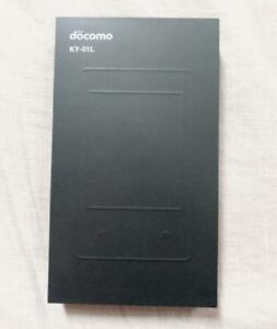 KYOCERA KY-01L 47g .5.3m CARD KEITAI COMPACT PHONE DIGITAL PAPER UNLOCKED Docomo