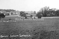 Afk-73 County Asylum, Lancaster. Photo