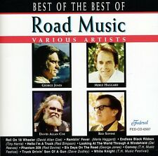Various Artists - Best of Road Music / Various [New CD]