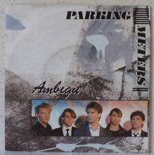 "The PARKING METERS Ambigu (LISTEN) 7"" 1984 synthpop-new wave BELGIUM Belpop EX"