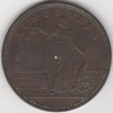 More details for australia moorabool street iron monger token   pennies2pounds