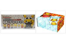 Pokemon Center Japan Team Skull Pikachu Cosplay Box + Alolan Vulpix Pikachu Box