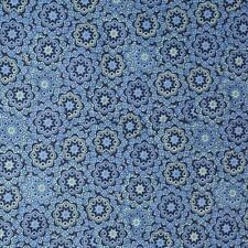 Shades of Blue and Green in a Moroccan Tile Design! Soft and So Light!!