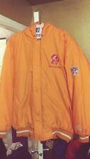 Tampa Bay Buccaneers Throwback Puffy Parka Starter Jacket XL Nice! Creamsicle
