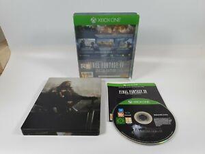 Final Fantasy 15 Special Edition Xbox One Steelbook