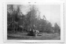 Bulldozer Grading Lot For Mobile Home Tampa FL Photo 1957