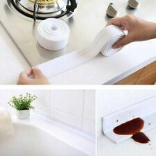 Adhesive Waterproof Kitchen Bathroom PVC Sealing Tape Sink Caulk Strip Corner
