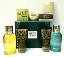 ORIGINAL MOLTON BROWN GIFT SET OF 7 ITEMS + BOX SEE DESCRIPTION FREE UK DELIVERY