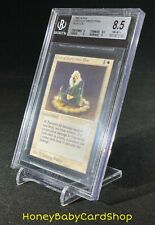 MTG Limited Edition Alpha 1993 Circle of Protection: Blue BGS 8.5 NM/MT+ 93/94