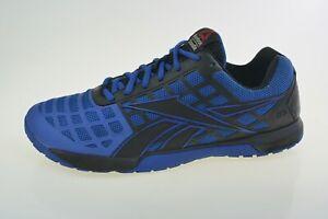 Reebok Crossfit Fit TR 2.0 Blue 023501 Men's Trainers Size Uk 9