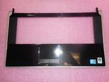 REF Dell OEM Studio XPS 16 (1645 1647) Palmrest Touchpad Assembly -CHA01 KW20M