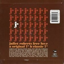 "Free Love 7"" (UK 1993) : Juliet Roberts"