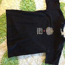 Levis Gran Fondo Youth Xs Small Size 4/5 4 5 T-Shirt Nwt Black Cycling Leiphieme