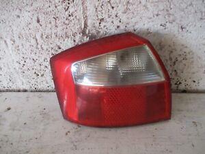 Audi A4 b6 Left Tail light 2001 - 2004 saloon