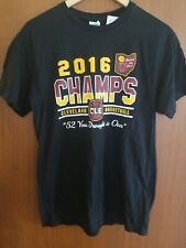 Cleveland Cavaliers 2016 Championship Shirt Men's Size Medium