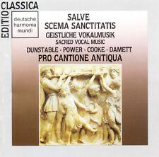Sacred Vocal Music Turner Pro Cantione GER Press Cd