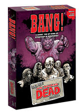 BANG!® We Are The Walking Dead™ Expansion USAopoly 13+ Boys & Girls
