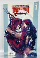 Marvel Ultimate Daredevil Elektra Volume 1 Comic Book Graphic Novel TPB