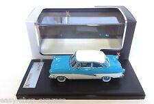 Ford Taunus 17M 1957 Blue & White 1:43 PREMIUM X IXO VOITURE RESINE PRD388