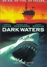 """Dark Waters (DVD, 2003) """"No Air. No Time. No Escape."""""""
