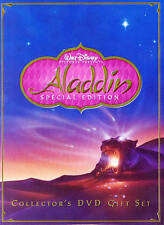 DVD: Aladdin (Disney Special Platinum Edition Collector's Gift Set), John Musker