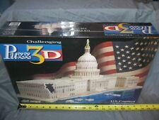 NIB Milton Bradley Puzz 3D US Capitol  718 pcs REDUCED