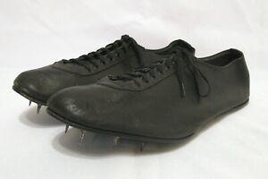 Vintage Wilson Track Spikes Shoes 1930's-40's Men's Size 13 Excellent Condition