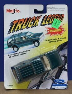 Maisto 25020 Truck Legend O 1:43 Ford Explorer Metallic Teal Gen 1 MOC 1994