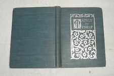 1897 1st Ed Mainly For Myself And One Or Two Others Robert T Kerlin Poetry Book